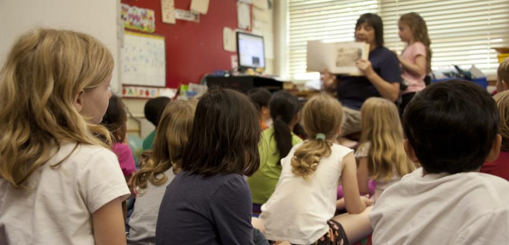 Speaking to kids