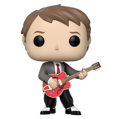 Funko Pop Guitar Figures - Marty McFly
