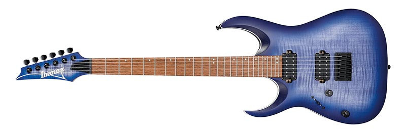 Left handed Ibanez Guitars - RGA42FML electric guitar