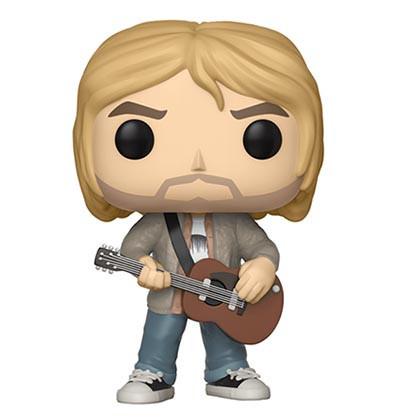 Funko Pop Guitar Figures - Kurt Cobain (Unplugged '93)