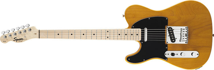 Left Handed Squier Guitars - Affinity Series Telecaster