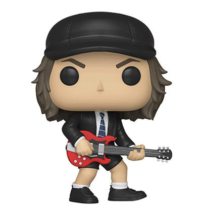 Funko Pop! Figure - Angus Young