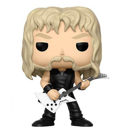 Funko Pop Guitar Figures - James Hetfield