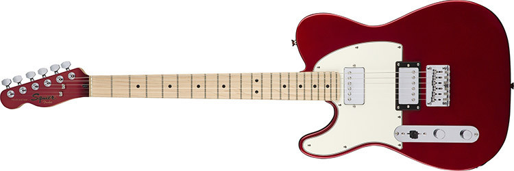 Left Handed Squier Guitars - Contemporary Telecaster HH