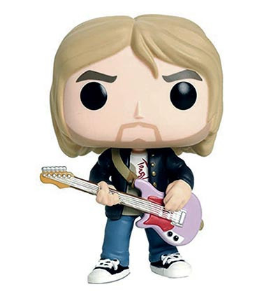 Funko Pop Guitar Figures - Kurt Cobain (Live and Loud '93)