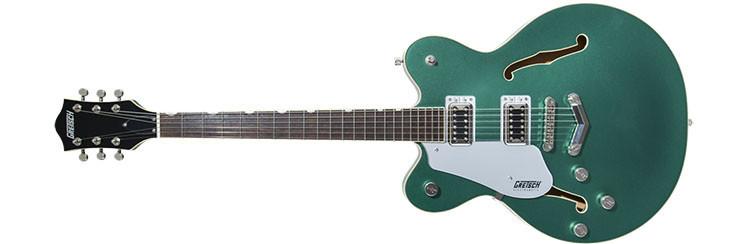 Left Handed Gretsch Guitars - G5622LH Electromatic - Georgia Green