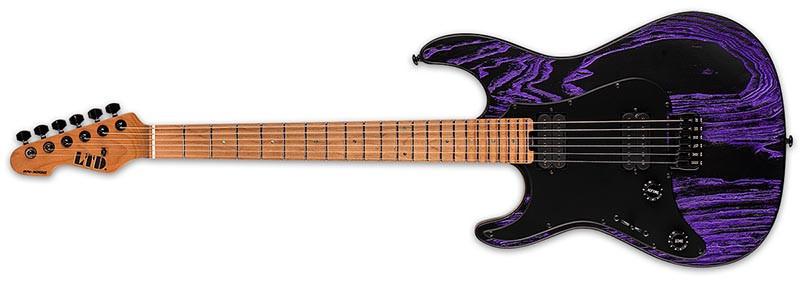 ESP LTD SN-1000HT (Purple Blast)