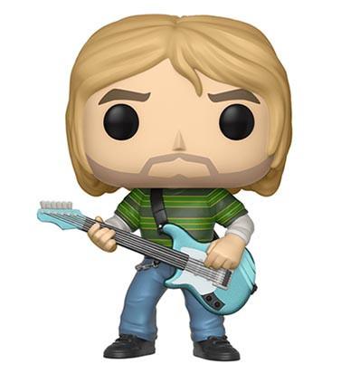 Funko Pop Guitar Figures - Kurt Cobain (Smells Like Teen Spirit)