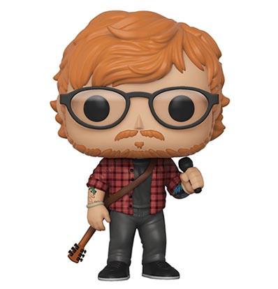 Funko Pop Guitar Figures - Ed Sheeran