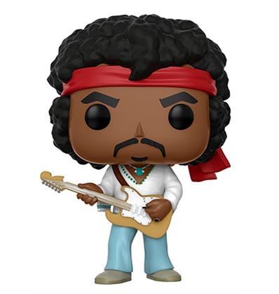 Funko Pop Guitar Figures - Jimi Hendrix (Woodstock)