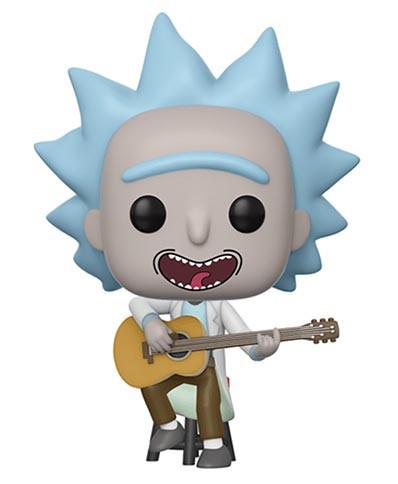 Funko Pop Guitar Figures - Tiny Rick