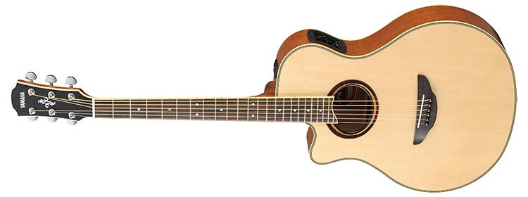 Left Handed Yamaha APX700IIL Acoustic Guitar
