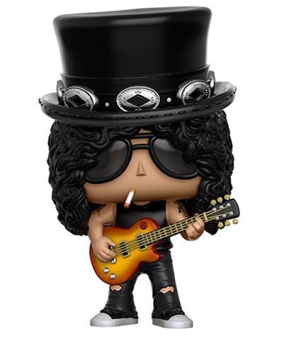 Funko Pop Guitar Figures - Slash