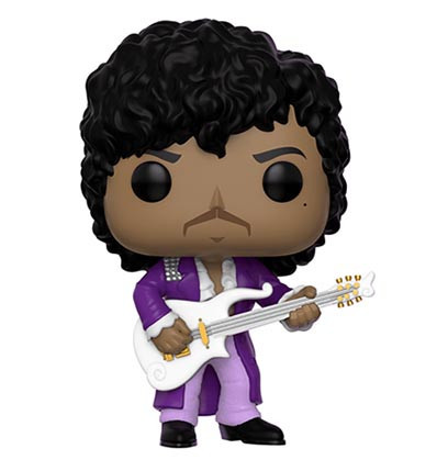 Funko Pop Guitar Figures - Prince