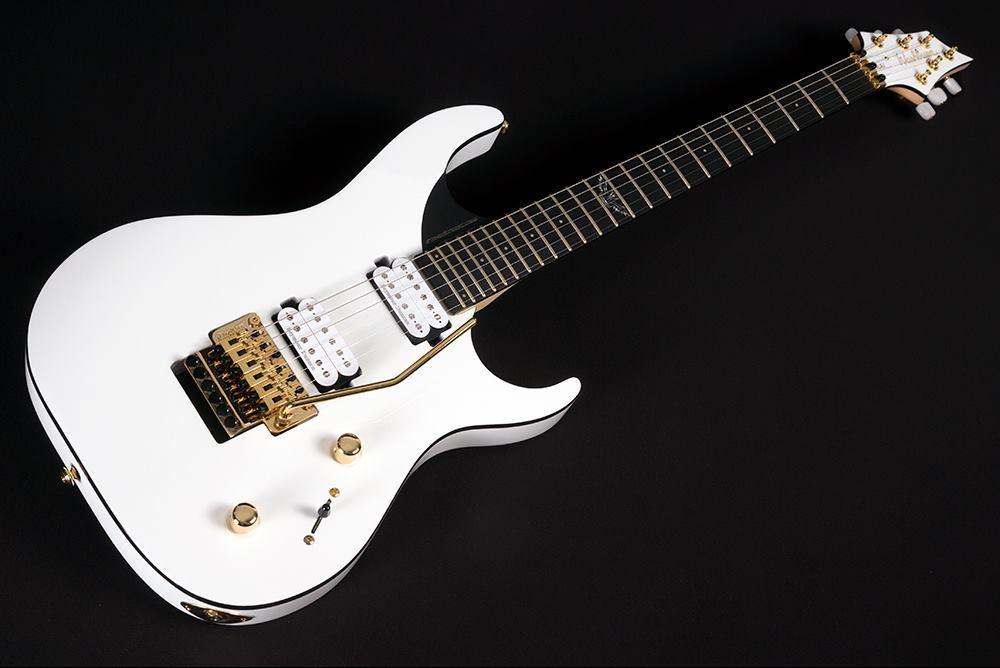Washburn Parallaxe M10FR David Palau Signature Guitar
