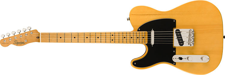 Left Handed Squier Guitars - Classic Vibe '50s Telecaster