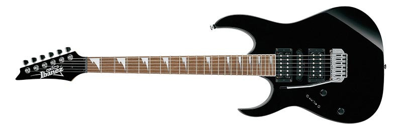 Left handed Ibanez Guitars - GRG170DXL electric guitar