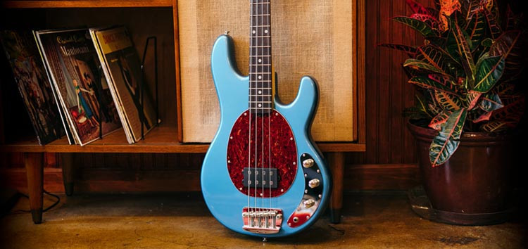 Sterling by Music Man StingRay Ray24