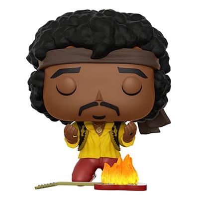 Funko Pop Guitar Figures - Jimi Hendrix (Monterey Pop Festival)
