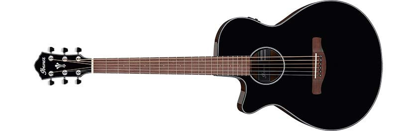 Left handed Ibanez Guitars - AEG50L acoustic guitar