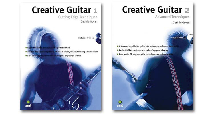 Best Gifts for Guitar - Creative Guitar books