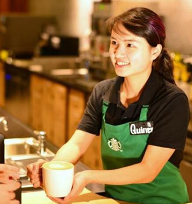 Starbucks China Barista