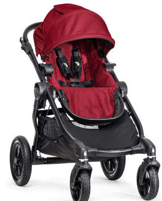 Credit Amazon Baby Jogger City Select (Red)