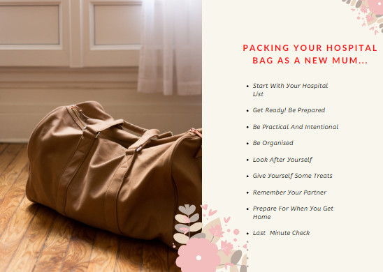 Packing Your Bag, A Guide