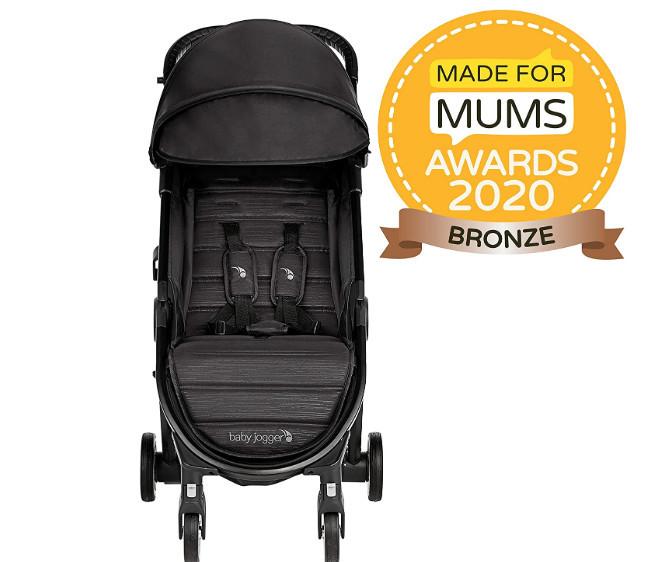 Credit Amazon: Baby Jogger City Mini GT2 Award Winning Pushchair