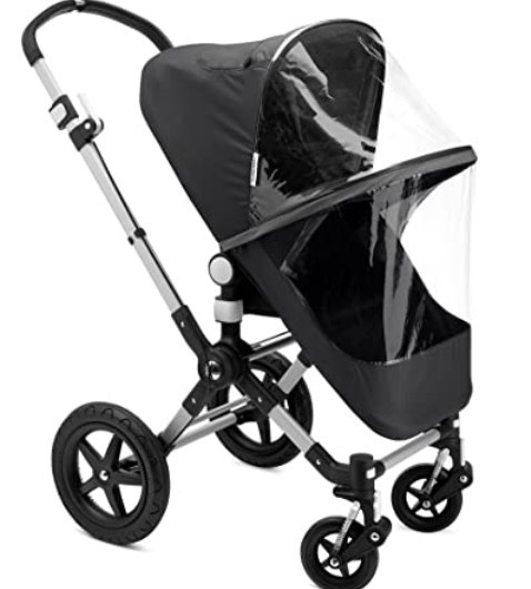 Credit Amazon. Bugaboo High Performance Stroller With Raincover