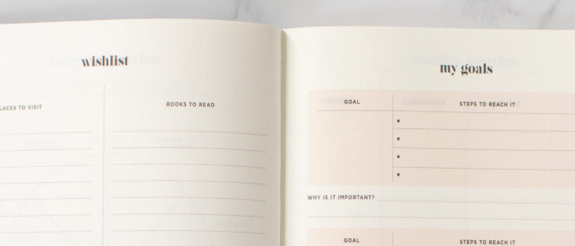 Best Selling Inspirational And Productivity Year Planners For 2021: The Inspirational Undated Weekly Planner