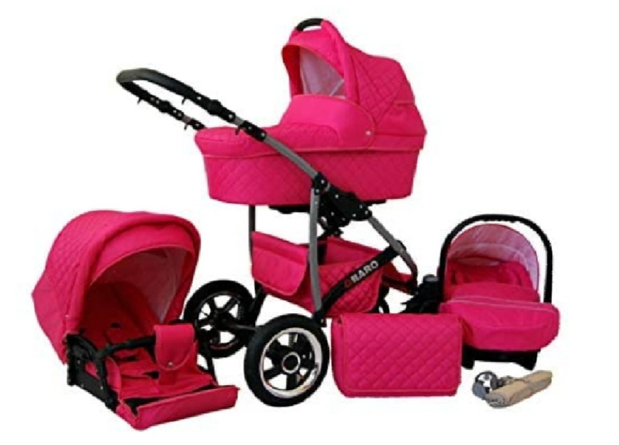A Travel System From Amazon What pushchair suits my lifestyle and my baby, best?