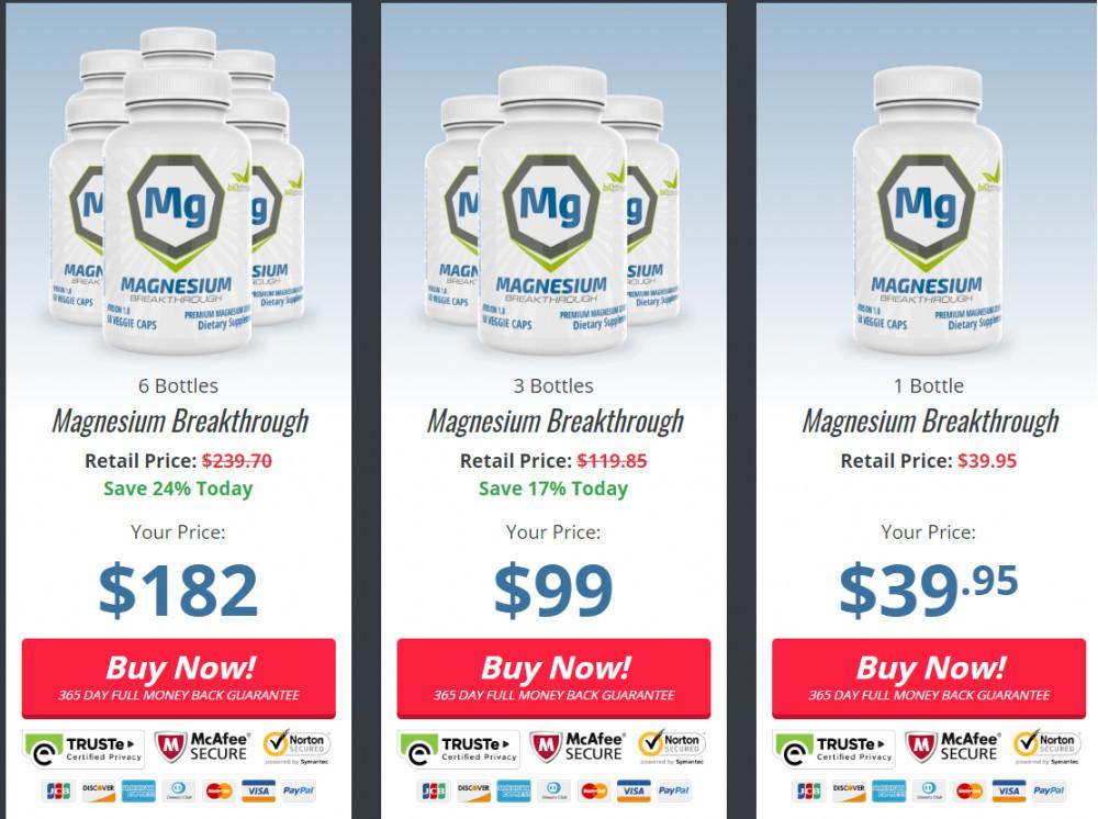Magnesium Breakthrough Purchase Link