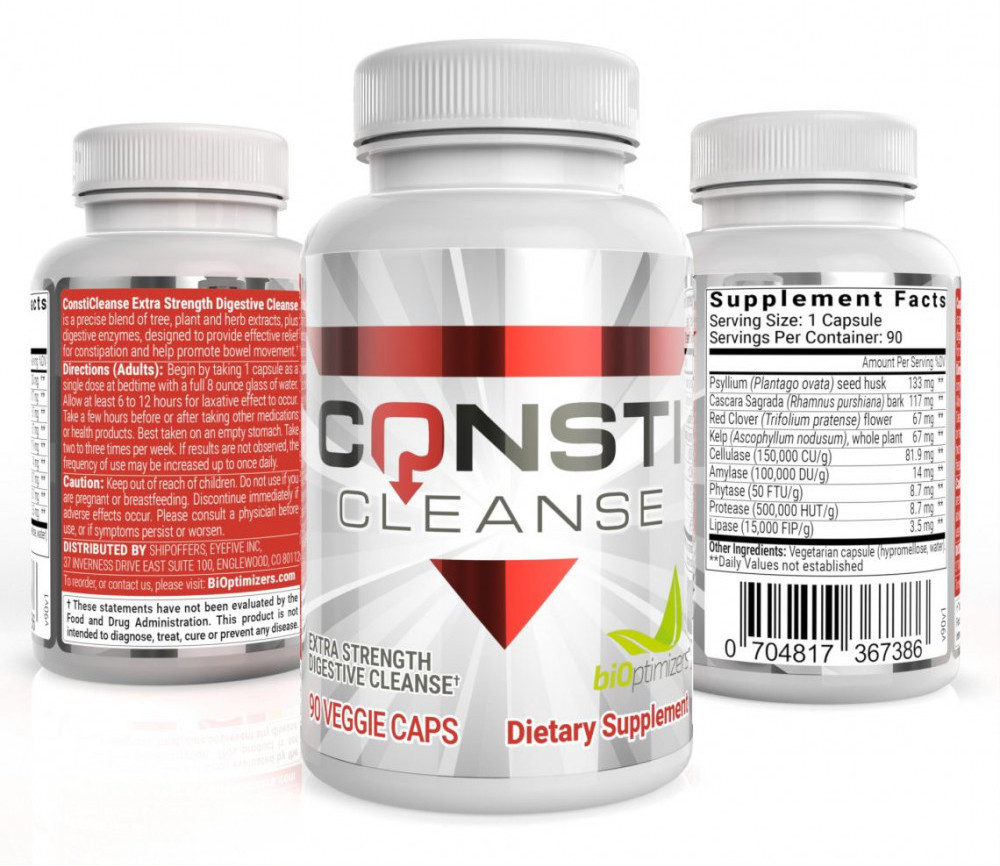 ConstiCleanse 3 Pack
