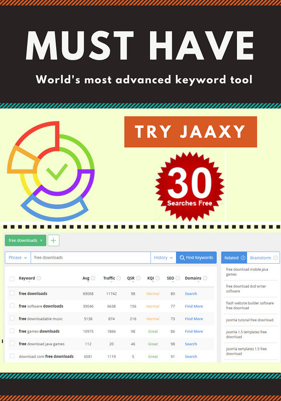 What About Jaaxy Keyword Tool