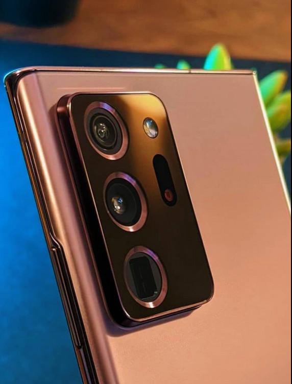 Camera Bump