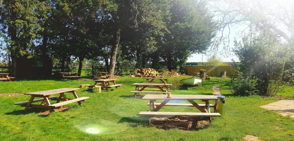Best beer gardens in norfolk - thurne