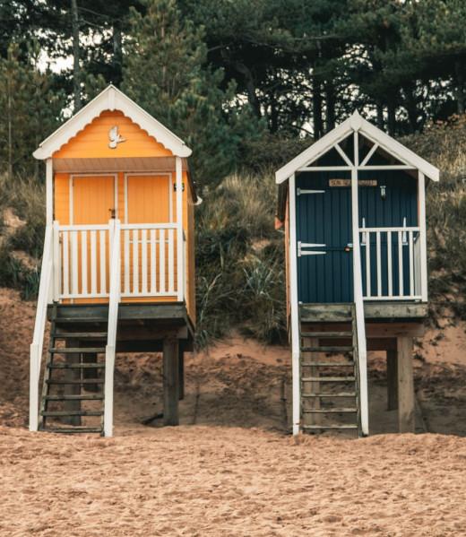 dog friendly beaches in Norfolk - Wells-next-the-Sea