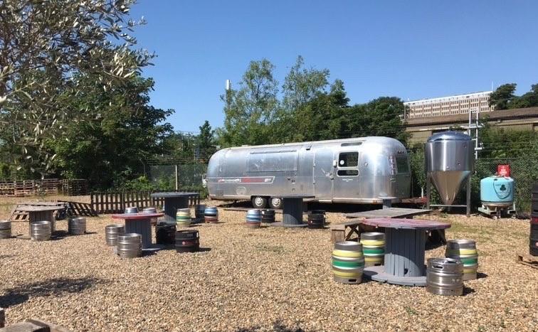 best beer gardens in norfolk - redwell