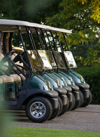 Golf Courses In Norfolk- Buggy