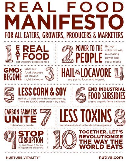 Nutiva manifesto