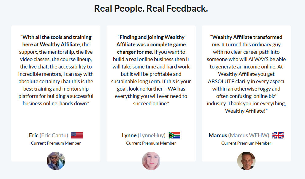 The Wealthy Affiliate Review 2020