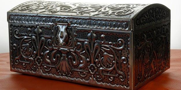 Decorate a wood box