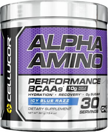 What is cellucor alpha amino