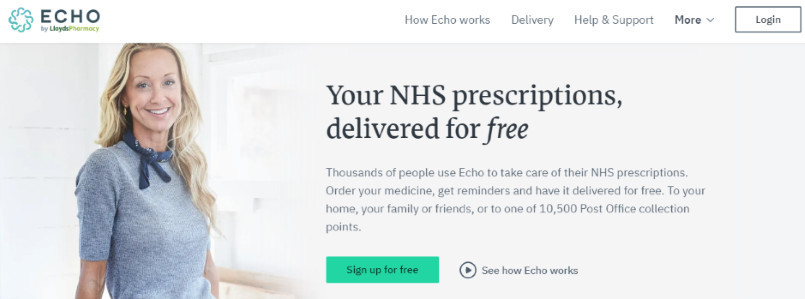 Lloyds Pharmacy Website