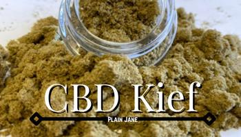 what is CBD Kief