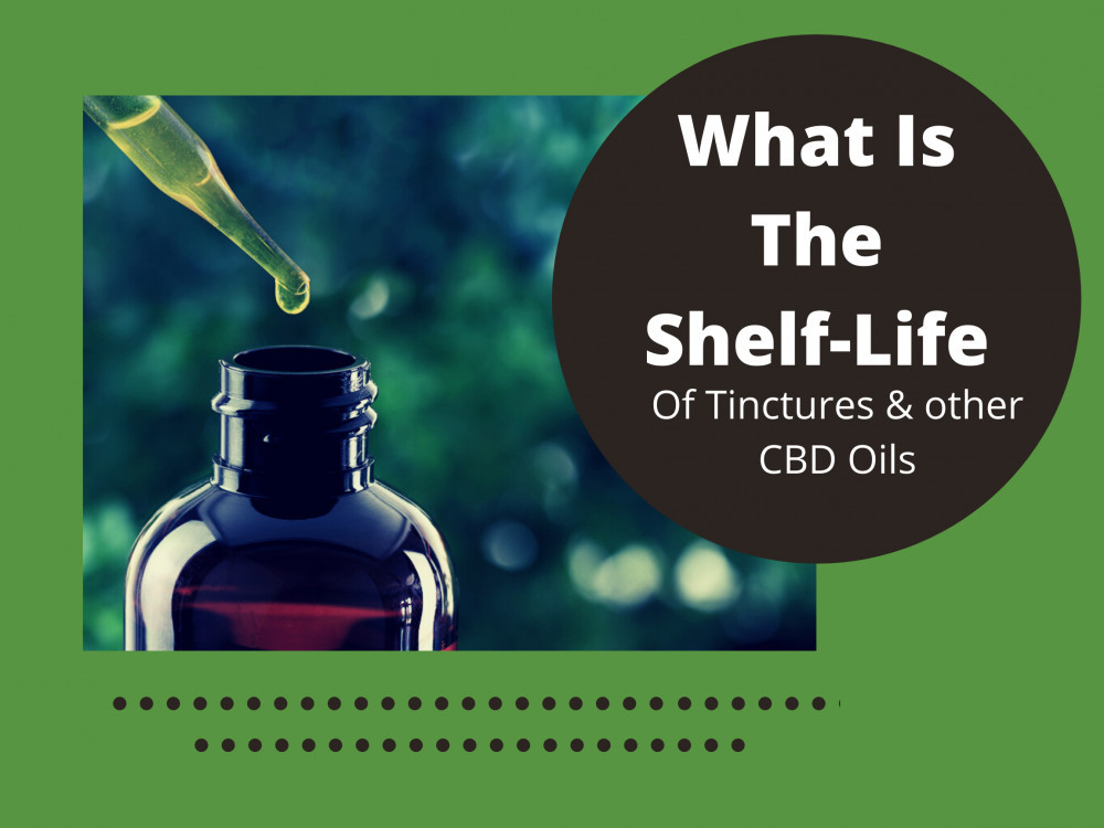what is the shelf-life of CBD