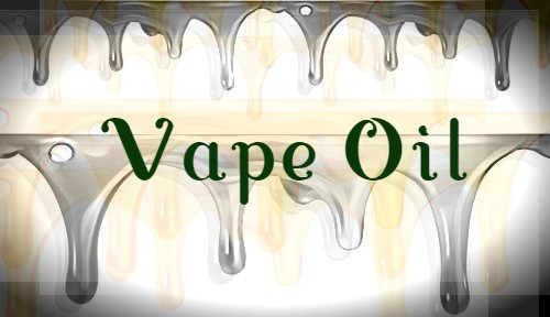 Vape Oil Juice