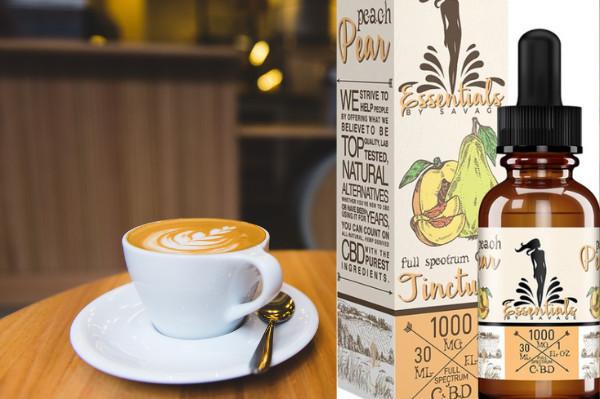 CBD & Coffee/caffeine