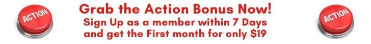 Wealthy Affiliate Action Bonus